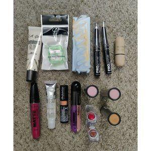 BNIB bundle of makeup products